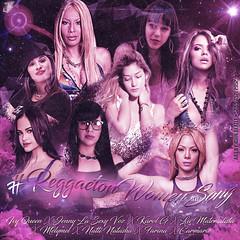 Reggaeton Women Song (John Beatle) Tags: sexy la g jenny ivy x queen artistas natasha voz karol farina natti materialista melymel carmarie
