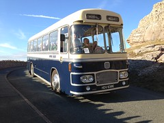Great Orme Bristol Bus HDV638E (South Strand Trucking) Tags: uk english classic vintage coach lorry british veteran busses coachbuilt roadrun