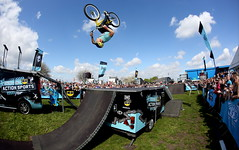 Truckfest 25 (Action Sports Tour) Tags: sports animal bike mercedes james jones bmx tour display action luke mtb freerunning ashton blake samson wd40 martyn stunts skullcandy madigan