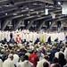 Messe d'ouverture du rassemblement Diaconia à Lourdes