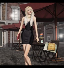 Leverocci - Paneled Patent Dress - Nero (close) (Lila is confused by this layout) Tags: mesh sl secondlife belgravia everglow slink slfashion secondlifefashion secondlifephotography slfashionartphotography slbeauty glamaffair secondlifefashionartphotography leverocci laviere lilaquander collabor88 dementeddiva fameshed