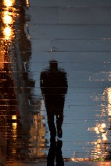 James Dean, a Tribute... (A-Lister Photography) Tags: london rain silhouette night reflections jamesdean adamlister nikond5100 alisterphotography