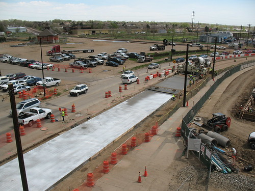 Photo - Boulder Junction - Pearl Parkway Multiway Improvements (Construction)