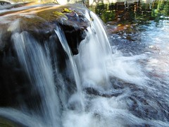 Flowing Over (Cathlon) Tags: longexposure motion fall water southafrica moving saturday falling pretoria botanicalgardens waterinmotion monthlytheme deliberateblur theflickrlounge assignment52242013