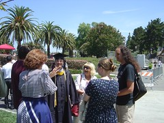 Phoenix graduates from Santa Clara University! (Tan Tachyon) Tags: phoenix sam heather matisse graduations garry santaclarauniversity 2013