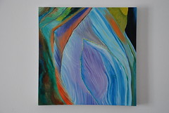 Abstracto (4) (Silvia Cristina Roca) Tags: abstract abstracto pincel pintura oleo