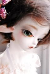 Little precious (Kim - On The Horizon Dolls) Tags: custom soom ai gem teenie faceup ollipopdoll