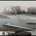 Suzi Perry in Eurofighter Typhoon ZJ808