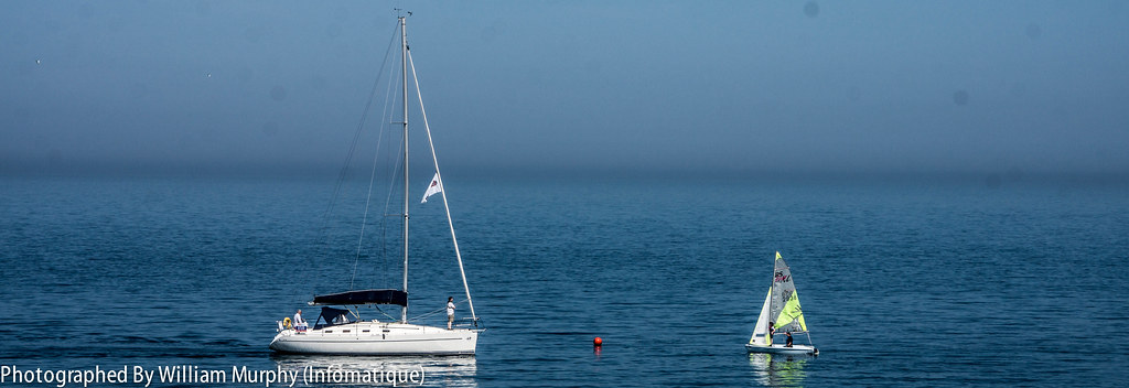 Help! Rescue Me! - Young Sailors In Distress [Greystones Harbour - Ireland]