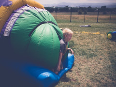 Did that caterpillar just poop a Zachary? (Web-Betty) Tags: olympus epl2