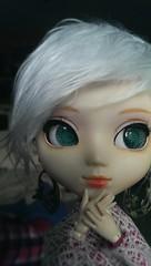 Aridessa (Houselurver11) Tags: eyes mod planning wig pullip jun modded coolcat obitsu stica aridessa alicescollections