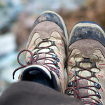 Trusty old walking boots thumbnail