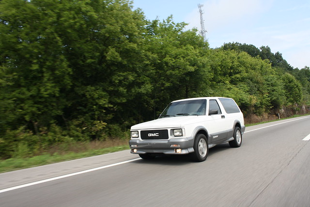 truck highway turbo gmc typhoon syclone