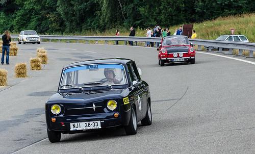 Classic race - rallye cars