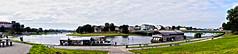 Krakow (Tatu234) Tags: camera city summer beautiful river lens cityscape view sony capital poland krakow 1855mm 1855 hdr cultural slt cultur a55 2013 slta55