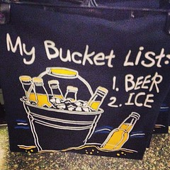 "Beer ""Bucket List"" T-Shirt"