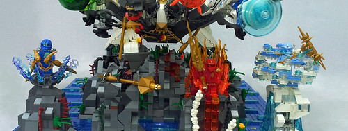 Lego Ninjago Lightning Dragon Lego Ninjago Ultra Dragon