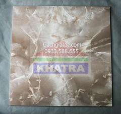 Gạch bóng kiếng toàn phần cẩm thạch nâu 3D