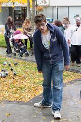 IMG_2348 (Jeff Hayward (@pointandwrite)) Tags: street halloween scary blood candid hamilton creepy gore zombies zombiewalk hamont