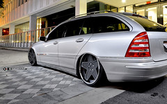 K3 Projekt Wheels | Model: 5SG | Mercedes Wagon on AIRLIFT (K3 Projekt) Tags: night silver wagon mercedes hotel serious air awesome wheels german sema rims sick society projekt poking k3 bagged tucking coolerthanyou 2013 killercars fatlace canibeat stancenation euroscene