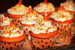 CandyCorn Cupcakes... (TinyAcorn) Tags: