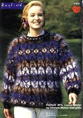 haylas_07 (Homair) Tags: sweater fuzzy fluffy mohair hayfield