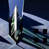 The right light (Nespyxel) Tags: light shadow abstract lines architecture modern facade design pov ombra perspective angles projection shade lama astratto architettura luce vipiteno geometrie facciata proiezione geometries nespyxel stefanoscarselli
