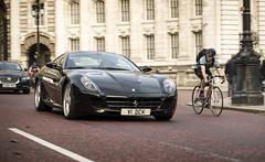 Ferrari 599 - London UK (S.Ralliart) Tags: uk london ferrari 599