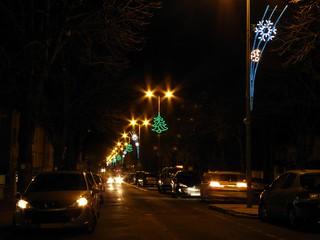Gignac (34), illuminations 2011