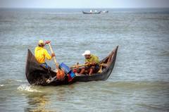 Kochi (Gedsman) Tags: india beach church coast fishing catholic indian traditional spice indianocean chinese culture kerala palm tradition nets hindu cochin kochi backwaters cultural malayalam fishingnets voc fortcochin