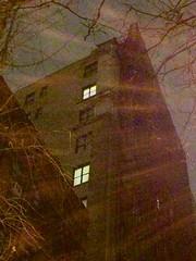 windows light newyork dark evening shadows manhattan... (Photo: Ed Yourdon on Flickr)