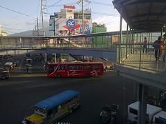 Saint Rose Transit 1001 (renan_sityar) Tags: city bus saint rose crossing nissan diesel transit laguna sr 1001 calamba sdx partex