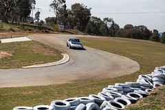 Car 44 (oz_lightning) Tags: cars sport events australia canberra aus act fairbairn canonef70200mmf4lisusm canon6d spinweekend canberracentenary