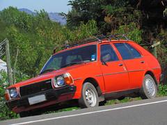Mazda 323 1300 1977 (RL GNZLZ) Tags: mazda 323 mazda323 mazdafamilia