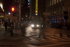 Ghosts in NY (tim jg photography) Tags: new york newyork steam ghosts zebracrossing