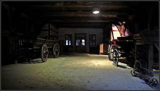 Cloppenburg - farmhouse - open air museum