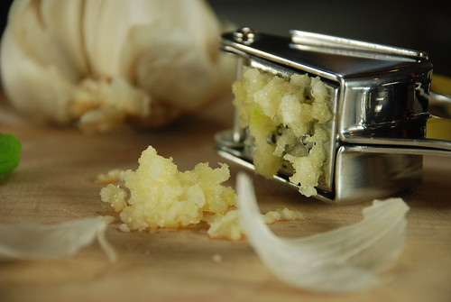 """Stainless Steel Garlic Press - Kitchen Gadgets by Cuina Kitchen <a style=""""margin-left:10px; font-size:0.8em;"""" href=""""http://www.flickr.com/photos/115365437@N08/12108789936/"""" target=""""_blank"""">@flickr</a>"""