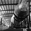 Saturn V (tsmyer1) Tags: 120 mediumformat nasa apollo saturnv yashicamat124g fujiacross100 rocketpark