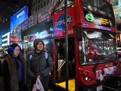 Tourists (Narratography by APJ) Tags: street nyc newyorkcity vacation night tourists timessquare apj narratography