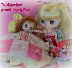 Toothache's Aren't Much Fun!!!