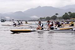 CANOAGEM - 6 VOLTA  ILHA DE SANTO AMARO (Prefeitura de Bertioga) Tags: de esporte ilha santo volta  bertioga amaro canoagem orlandini