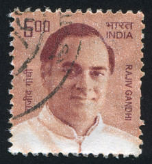 India 0258 m (roook76) Tags: old portrait people india man male senior face vintage hair person ancient 2000 message adult mail serious head antique postcard famous historic retro stamp human cover seal gandhi envelope letter aged postage postmark philately celebrated rajiv