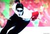 Fast and Fluid (Annette LeDuff) Tags: canada russia skater olympics sochi favorited winterolympics digitallyaltered speedskater dennymorrison photoannetteleduff annetteleduff leduffcameraart 02232014 infinitexposure