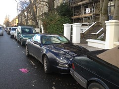Maserati 3200 GT (mangopulp2008) Tags: italian gt 3200 maserati maserati3200gt