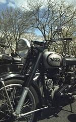 (Matt Allouf) Tags: park film 35mm vintage washington crossing cross state kodak grain slide norton chrome elite 400 motorcycle process expired e6 pennsylvannia nikonfg20 gatheringofthenortonsrally