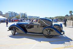 1936 Bentley 3½-Litre Sedanca Coupe by Windovers at Amelia Island 2014 (gswetsky) Tags: classic island european antique british amelia 35 concours bentley ccca delegance windovers sedanca