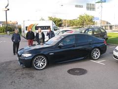 BMW 535d M Sport F10 (nakhon100) Tags: cars diesel f10 bmw 5series 535d 5er msport