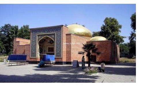 Astana Hazrat Ameer Syed Ali Hamdani (Tajkstan Kolab) [796x480]