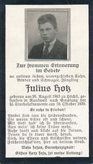Bildarchiv Gtzis (goetzis.bild) Tags: hotz sterbebildchen
