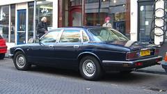 1991 Jaguar XJ6 Sovereign 4.0 (rvandermaar) Tags: 1991 jaguar xj6 sovereign 40 jaguarsovereign jaguarxj jaguarxj6 xj jgfl79 sidecode5 rvdm